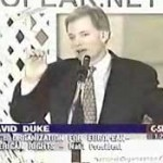 DAVID DUKE ON C-SPAN