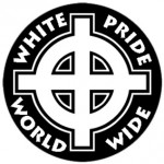 WHITE PRIDE WORLDWIDE T-SHIRT